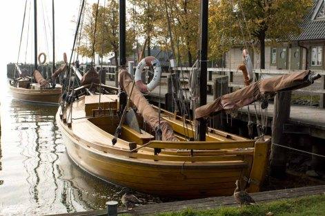 Zeesboote Ahrenshoop